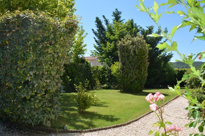 a vendre villa avec jardin, agence immobilière Mormoiron, Bédoin, Mont Ventoux