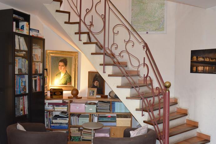 investeren in vastgoed in Zuid-Frankrijk, villa kopen in een dorp met tuin, 3 slaapkamers en 2 badkamers