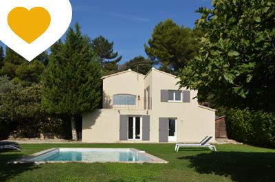 très belle villa avec studio indépendant et vue panoramique sur la vallée