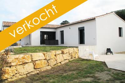moderne nieuwbouw villa kopen in de Provence, Zuid-Frankrijk via Belgisch makelaar