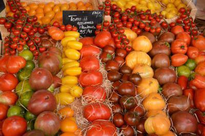 les marchés de Provence